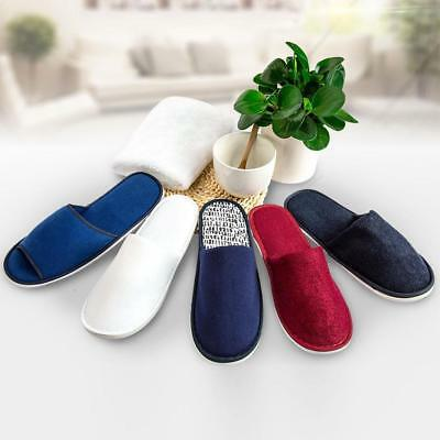 29cm*11cm Fashion Disposable Hotel Travel Spa Slippers Home Guest Slippers