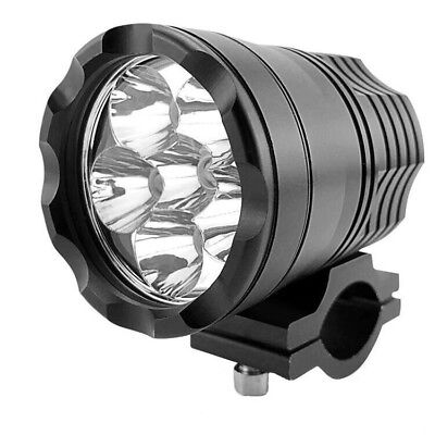 12v 35w Cree Led Spot Light Motorcycle Atv Boat Off Road Waterproof