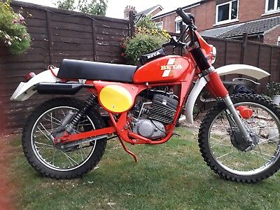 Beta Gs 125 Enduro trail bike not fantic