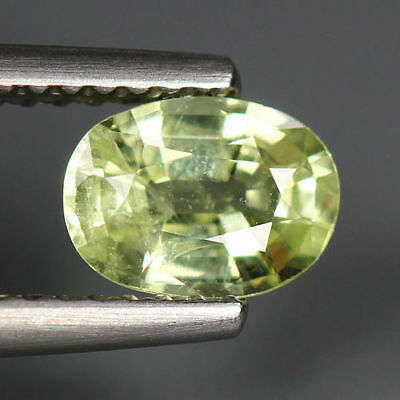 0.86 Cts_Glittering Top Fire_Limited Edition_100 % Natural Chrysoberyl_Srilanka