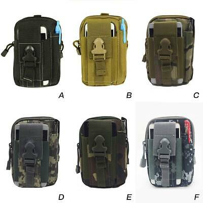 Mens Mini Waist Bag Accessories Belt Fanny Pack Waist Pouch Backpack Tactical