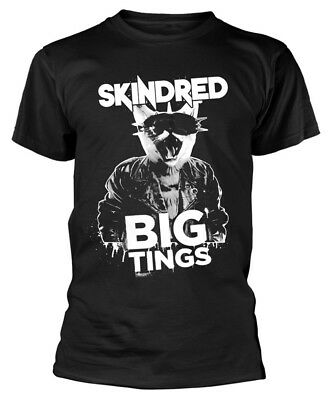 Skindred 'Big Tings' T-Shirt - NEW & OFFICIAL!