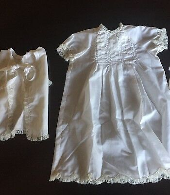 Vintage 1950's One Of A Kind baptism christening gown. Must Sell, Make Offer!