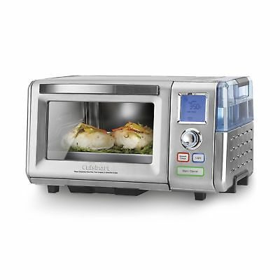 Cuisinart CSO-300N Convection Steam Oven, Stainless Steel Discontinued