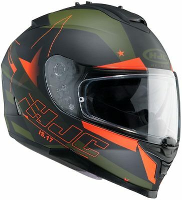 HJC IS17 Armada MC7F Integralhelm