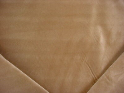 1y Kravet E24749 Velours De Versailles Golden Brown Velvet