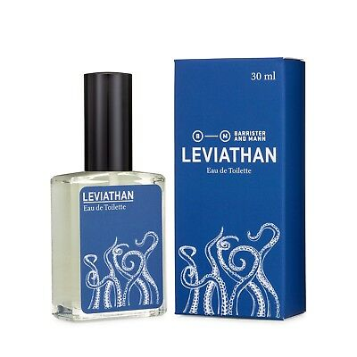 Barrister and Mann Leviathan EDT, 30ml