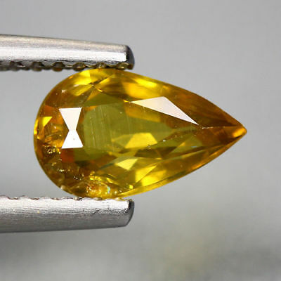 1.70 Cts_Glittering Top Fire_Limited Edition_100 % Natural Chrysoberyl_Srilanka