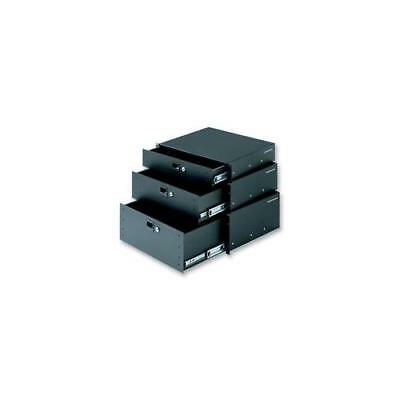 Ga60961 Adam Hall Hardware - 87403 - Rack Drawer, Slamlock, 3U