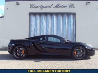 2012 12 Mclaren Mp4-12C V8 Automatic Petrol 2 Door Coupe