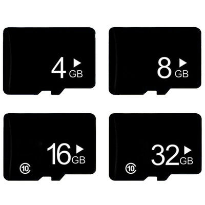 4GB/8GB/16GB/32GB Ultra SD SDHC TF Flash Memory Card Fast Class10 + SD Adapter