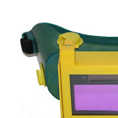 Solar Powered Welding Mask Goggles Darkening Welder Automatic Fully automatic
