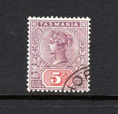 WA Sg 30; 2d Swan Rouletted. Superb & Scarce. cv $500