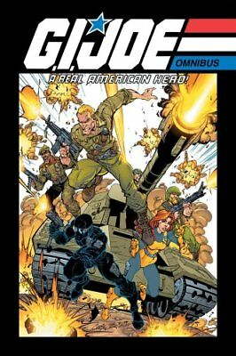 G.I. Joe A Real American Hero Omnibus, Vol. 1 by Larry Hama 9781684053216