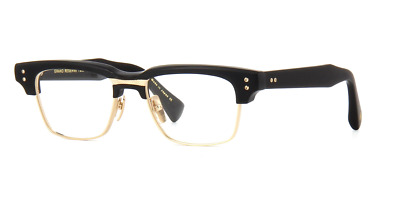 Authentic Dita GRAND RESERVE TWO DRX 2061 B-BLK-GLD Eyeglasses Black *NEW* 52mm