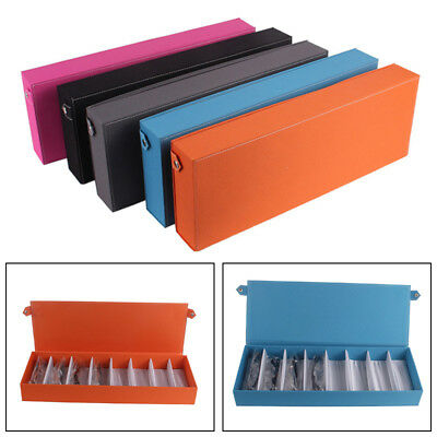 8 Slot Eyeglass Storage Box Sunglasses Case Glasses Display Grid Holder  Stand