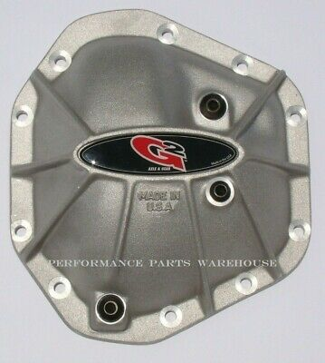 G2 Axle And Gear Differential Cover 1986-Current For Dana 30 Axles #40-2031MB