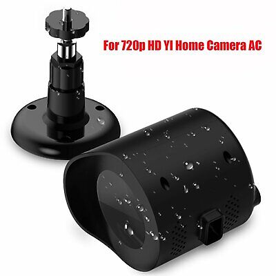 Smart Home & Surveillance Swivel Shell Rainproof Cover Wall Mount Bracket Base Stand for YI Home Camera Home, Furniture & DIY