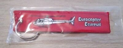 Porte-Cles / Keyring Remove Before Flight - Eurocopter Ecureuil