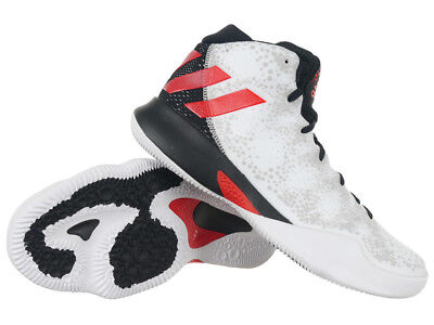 new style cbd1c 2020d adidas Performance Crazy Heat Shoes Sneakers Basketball Trainers