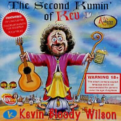 KEVIN BLOODY WILSON The Second Kumin' Of Kev CD BRAND NEW Australian Comedy