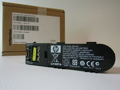 HP Raid Controller Battery Smart Array P410/P411 462976-001