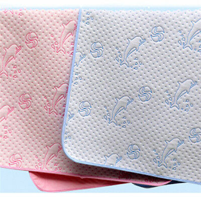 Useful Washable Diaper Changing Mat Baby Waterproof Nappy Pad Foldab Mat  8C
