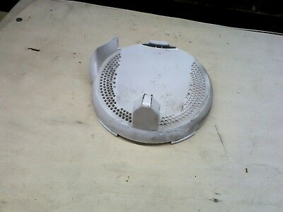 Dyson DC08 White Post motor filter cover lid Genuine Parts Used.