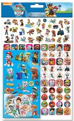 Paw Patrol Mega Pack of Stickers - Over 150 Stickers