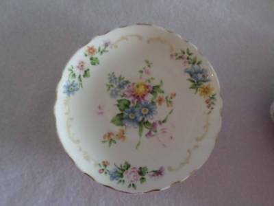 Crown Staffordshire Pattern F16166 Vintage Saucer Rare Multiple Available