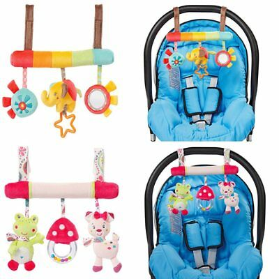 Soft Infant Stroller Spiral Baby Toys For Newborns Car Seat Educational Rattle
