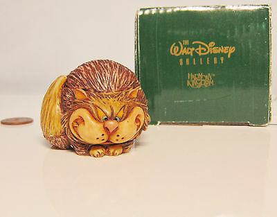 Harmony Kingdom Disney Gallery LUCIFER Cinderella CAT FIGURINE Trinket Box COA