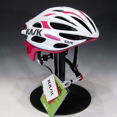 dd7c54bf022 KASK MOJITO CYCLING / Bicycle Helmet (White Fuschia, Large 59-62 cm ...