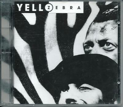 Yello *zebra* Original 1994 German Import Cd Like New