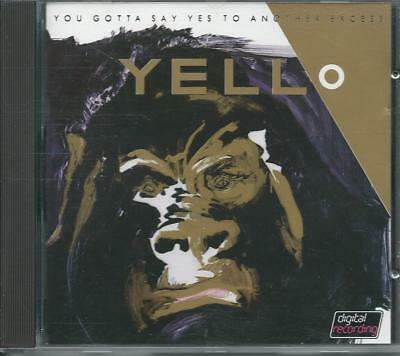 Yello *you Gotta Say Yes To Another Excess * Rare1983 German Import Cd Like New