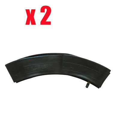 "2 Tubes 19 Inch Heavy Duty Front Inner Tube Motorbike 2.75-19 3.00-19"" Dirt Bike"