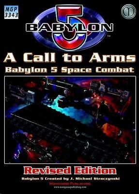 Mongoose Babylon 5 Call to Arms Call to Arms, A (Revised Edition) Box VG