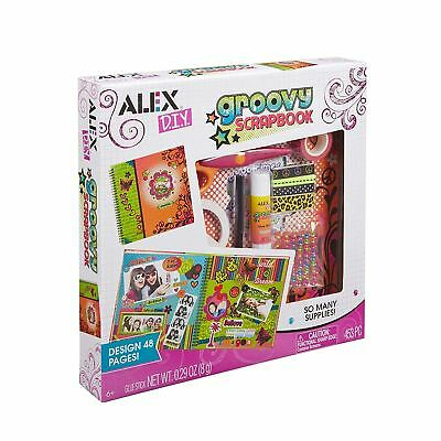 Alex Groovy Scrapbook Kit