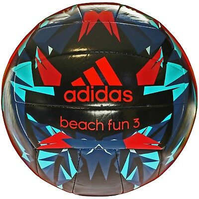 Adidas Beach Fun 3 Volleyball Beachvolleyball Strand Größe Size 5 Neu AO3862