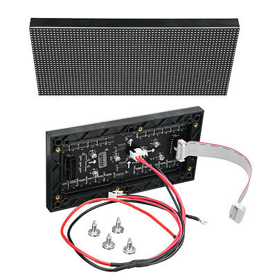 P3 RGB 3mm Pixel Panel LED-Matrix-Modul HD-Video-Display 64x32 Pixel 2121SMD