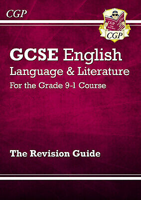 GCSE English Language and Literature Revision Guide - for the G... 9781782943662