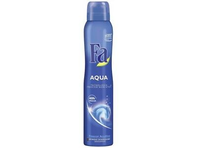Fa Deospray Aqua Azul 200ml