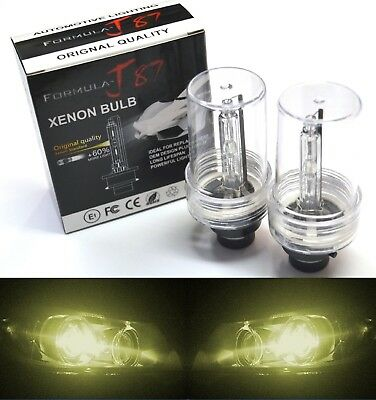 HIDD2R4200 Aftermarket Xenon Bulb D2R 4200K Single Boxed Lightning Replacement