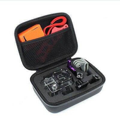 Shockproof Waterproof Storage Hard Carry Case Bag Box For GoPro Hero 2 3 3+4、 JX