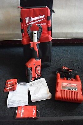 Milwaukee 2678-20 Force Logic 18 Volt Crimper Kearney Jaw NEVER USED
