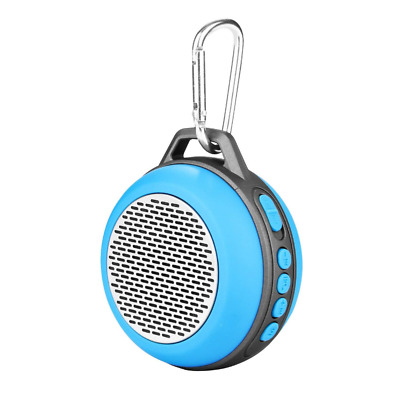 Bluetooth Speaker Portable with Enhanced Bass and Built-in Mic, Mini for Home US