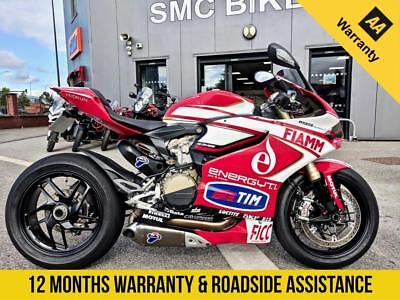 Ducati 1199 Panigale ABS - NATIONWIDE DELIVERY AVAILABLE
