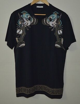 VERSACE COLLECTION T-SHIRT size XXL in black V800630 - EUR 72,82 ... 63a820454a6
