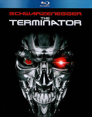 DVD: The Terminator [Blu-ray Book], James Cameron. Very Good Cond.: Arnold Schwa