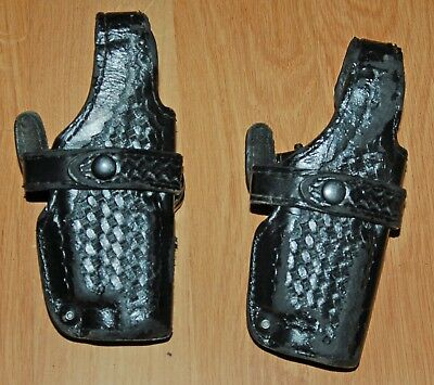 Sig P226 Leather duty holster AFTER 365426 Safariland 070 used free shipping